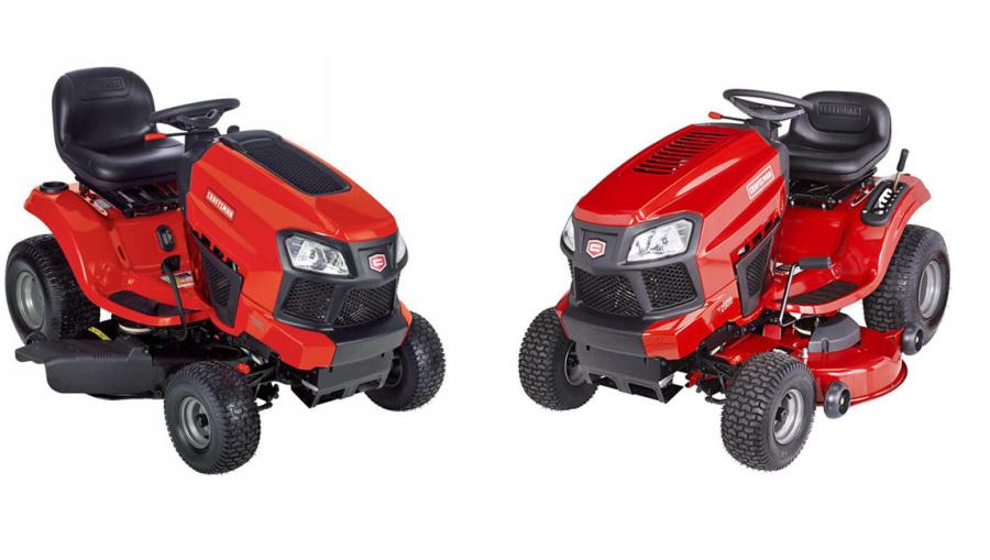 Craftsman Tractors UK - Home